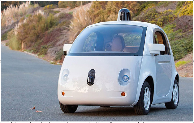 Carro-electrico-de-google
