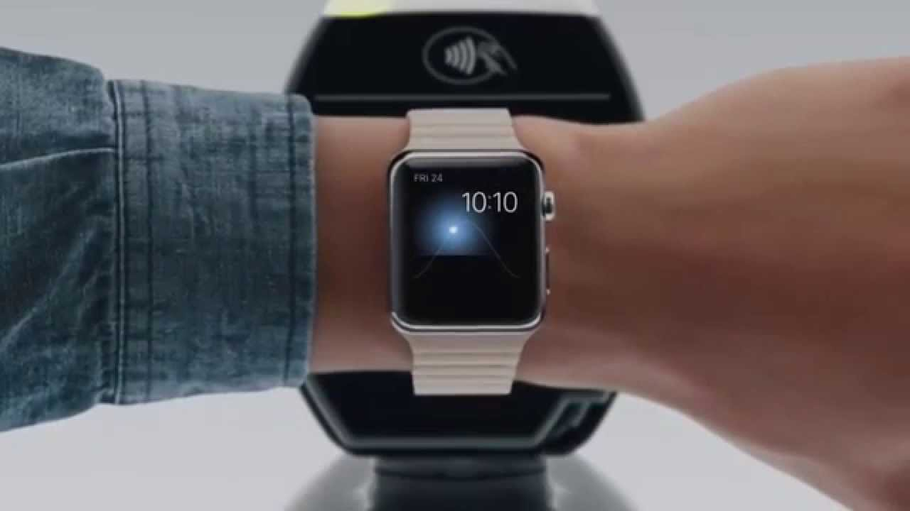how to use apple watch to pay