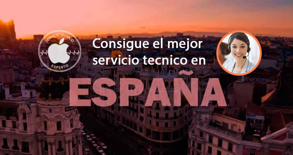 El mejor servicio t cnico de ipad de espa a blog for Servicio tecnico grohe madrid