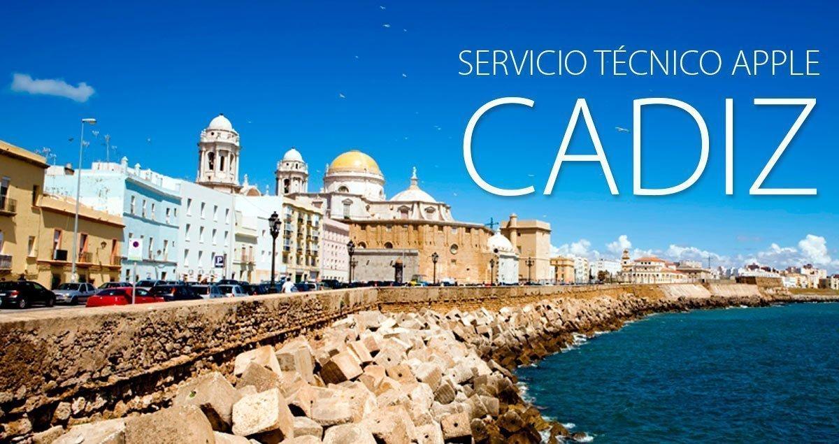 Servicio Técnico Apple Cádiz