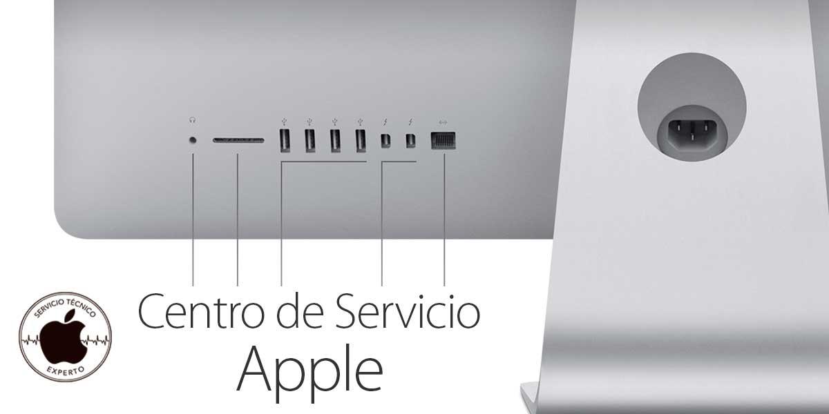 Centro de Servicio Apple