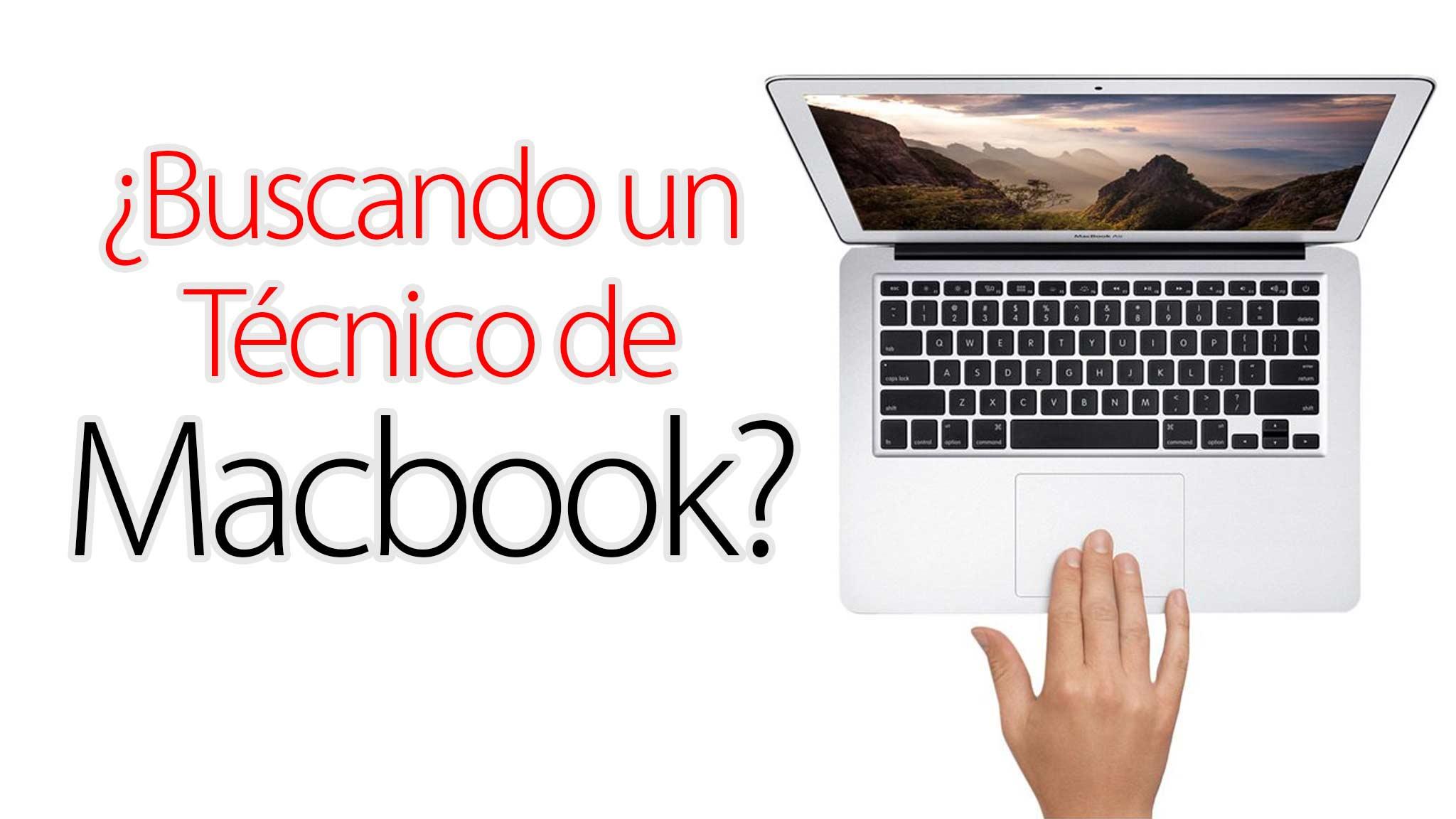 Servicio técnico de pantalla rota para Mac