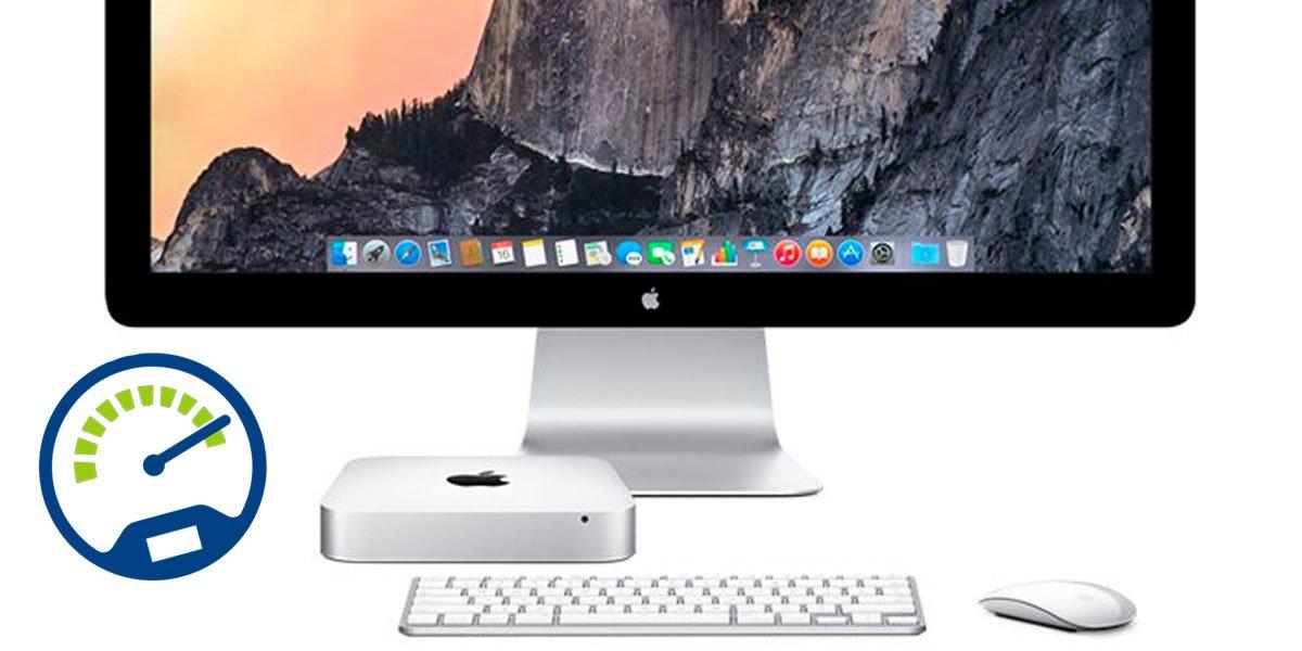 mejorar el rendimiento MAC